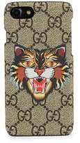 Gucci GG Angry Cat iPhone 7 Case