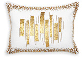 Jonathan Adler Talitha Bars Throw Pillow