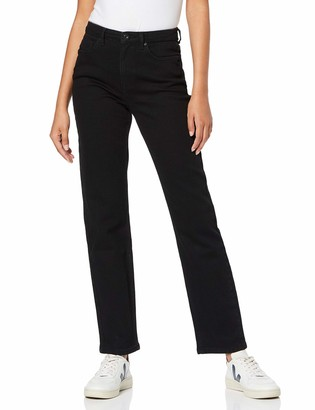 Find. Amazon Brand Women's Straight Leg Mid Rise Jeans