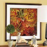 Seraphic Floral Print