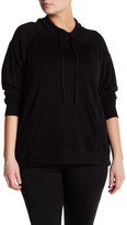 Z By Zella Long Sleeve Pullover (Plus Size)