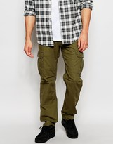 Dickies Slim Combat Chinos - Green