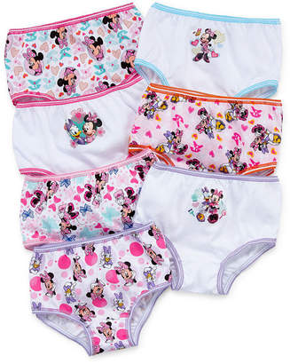 DISNEY MINNIE MOUSE Disney Girls Minnie Mouse Brief Panty Toddler