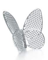 Baccarat Lucky Butterfly, Clear Diamante