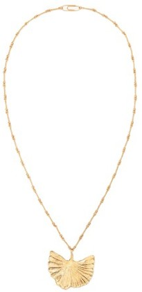 Aurélie Bidermann Biloba necklace