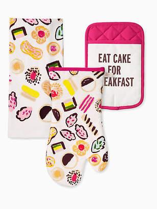 Kate Spade Eat Cake 3 Piece Set
