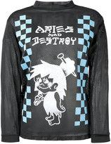 Aries Snar T-shirt - women - Polyester - 1