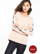 Calvin Klein Jeans Trix 6 T-shirt - Peachy Keen