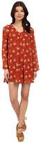 Brigitte Bailey Liv Printed Dress