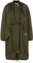Sportmax oversized coat - women - Cotton/Polyester - 42