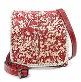 Patricia Nash Wildflower Collection Ruffle Granada Cross-Body Bag