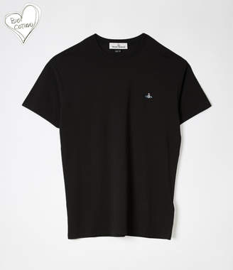 Vivienne Westwood Boxy T-Shirt Black