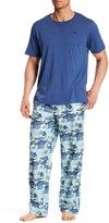 Tommy Bahama Palm Island Pajama 2-Piece Set