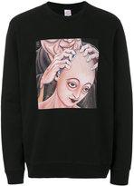 Yang Li printed long sleeve sweatshirt