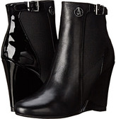 Armani Jeans Wedge Ankle Boot