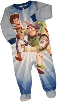 Toy Story Infant Boys Footed Blanket Sleeper Pajamas Size 18M