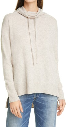 Nordstrom Signature Cowl Neck Cashmere Sweater