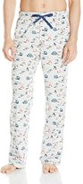 Tommy Bahama Men's Printed Cotton Modal Jersey Sleep Pant