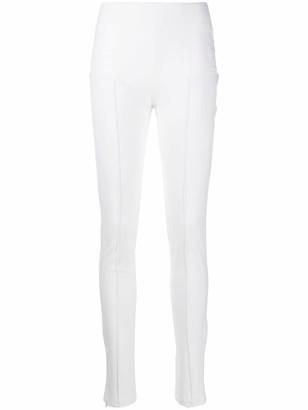 Murmur Core zipped skinny trousers