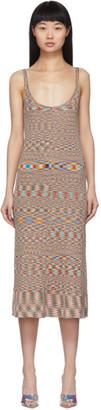 Missoni Mulitcolor Knit Dress