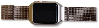 Funktional Wearables Apple Watch Face Cover and Band All-in-One in Matte Gold