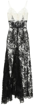 Alexander McQueen Lace gown