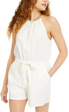 BeBop Juniors' Halter-Neck Romper