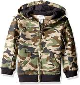 True Religion Boys' Camo French Terry Hoody