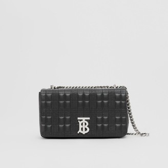 Burberry Small Quilted Grainy Leather Lola Bag