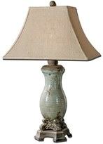 Uttermost 'Andelle' Glazed Ceramic Table Lamp