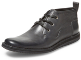 John Varvatos Leather Chukka Boot