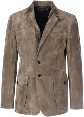 Tom Ford Leather Coat