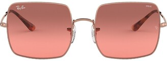 Ray-Ban 1971 Square-Frame Sunglasses