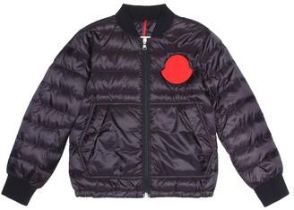 Moncler Enfant Motu quilted down jacket