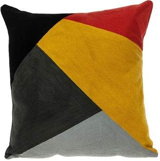 Parkland Collection Zefro Multicolor Throw Pillow