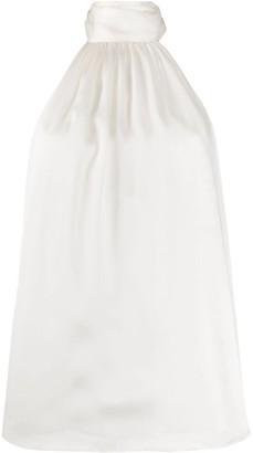 Zimmermann Halterneck Short Blouse