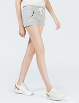 Reebok Grey Fitness Knit Shorts