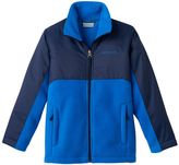Columbia Boys 8-20 Fort Rocky Hybrid Jacket