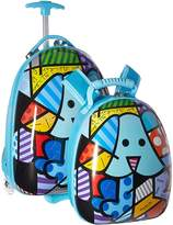 Heys America - Britto Kids Luggage with Backpack Backpack Bags