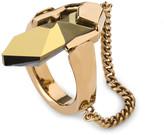 Swarovski Jean Paul Gaultier for Atelier Swarovski, Reverse Ring