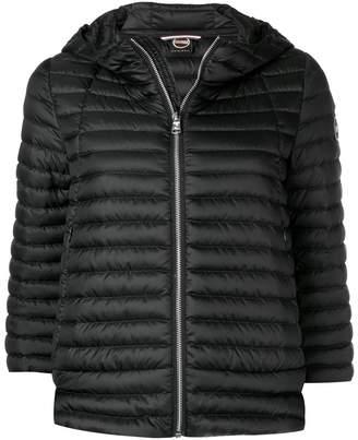 Colmar Cropped Sleeves Padded Jacket