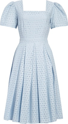 Rachel Parcell Lace Fit & Flare Dress
