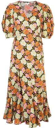 Rhode Resort Fiona floral print dress