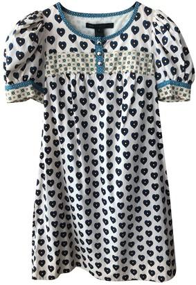 Marc by Marc Jacobs Ecru Cotton Dress for Women
