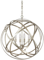 House of Hampton Gaia 4-Light Globe Pendant