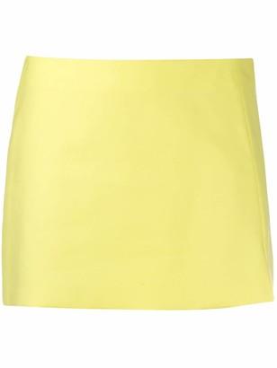 ATTICO '90s Mini Skirt