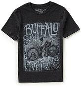 Buffalo David Bitton Big Boys 8-20 Short-Sleeve Graphic Tee
