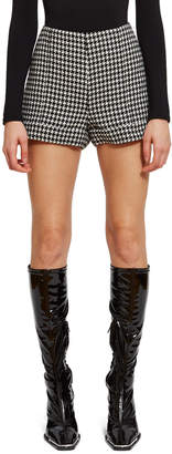 Anna Sui Houndstooth Short