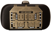 Love Moschino Evening Showroom Clutch
