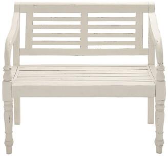 Uma Enterprises Wood Bench